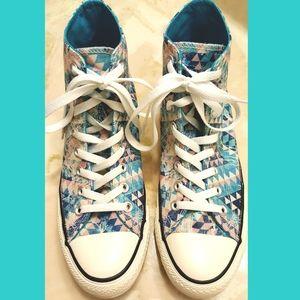Converse Splatter Paint All Star👟